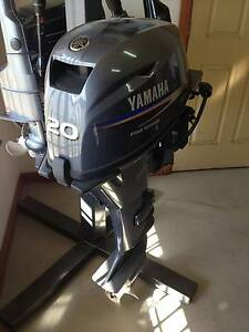 Yamaha 20 hp 4 stroke outboard motor F20 Golden Square Bendigo City Preview