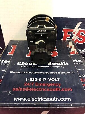 Electroswitch Rotary Switch Series 24 2410c