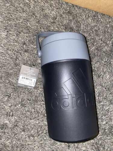 adidas Team Issue 2-Liter Plastic Bottle Double Wall