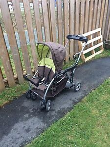 Baby trend sit and stroller