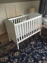 Cot wooden classic Denistone East Ryde Area Preview