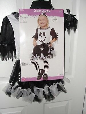 HALLOWEEN COSTUME FOR GIRLS SIZE 24 M TO 2T