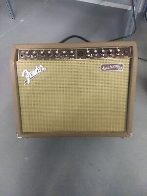 Fender Acoustasonic 30 Acoustic Guitar Amplifier