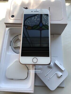 Apple iPhone 8 - 64GB - Gold (Unlocked) A1905 (GSM) New Never...