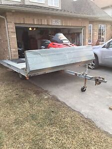 2002 northtrail 2 place trailer