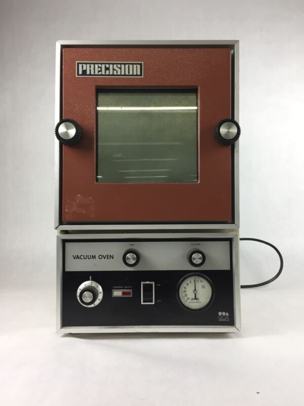 PRECISION SCIENTIFIC 31468-28 VACUUM OVEN