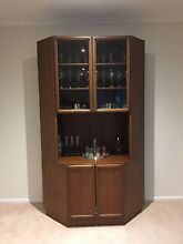 Walnut Corner Wall Unit Rowville Knox Area Preview
