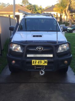 Toyota hilux Birrong Bankstown Area Preview