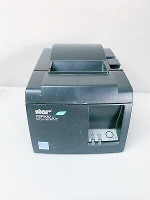 Star Micronics Tsp100 Thermal Point Of Sale Receipt Printer Tsp10011 W Usb
