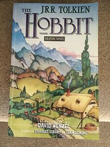 THE HOBBIT adapted into a fully painted graphic Stirling Stirling Area Preview