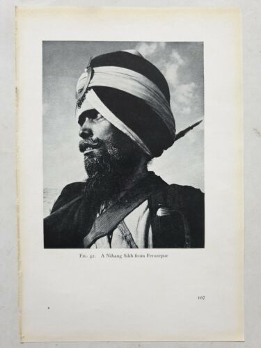 India Vintage 60