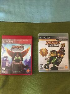 Ratchet and Clank PS3 games