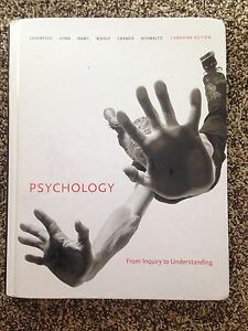 Psychology: From Inquiry to Understanding