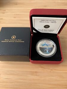 2008 $30 Sterling Silver Coin - IMAX (Authentic from RCM)