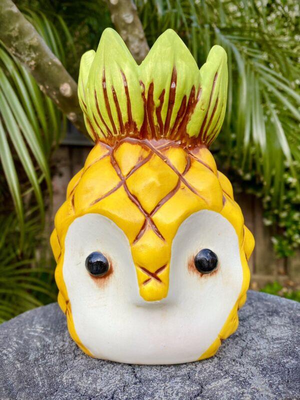"""Pineapple Bob"" Tiki Mug by Maka Tiki, Italy"
