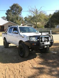 2005 Toyota Hilux Sunbury Hume Area Preview