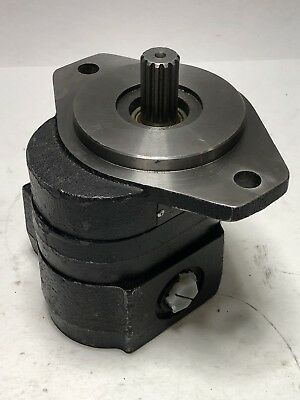 New Oem Danfoss Turolla 50305225 Hydraulic Gear Pump Mustang Gehl Skid Steer