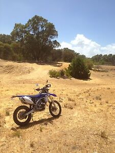 WR450f 2013 Yanchep Wanneroo Area Preview