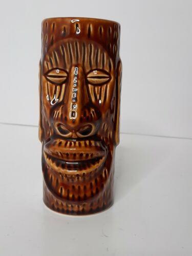 Kahiki Mug No. 1 Columbus Ohio Polynesian Face Cocktail Bar Mugno.1