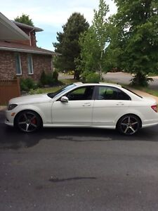 2011 Mercedes Benz c250 4matic sport Amg package