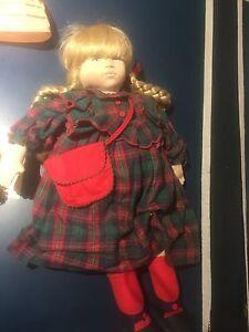 Antique porcelain dolls West Island Greater Montréal image 8