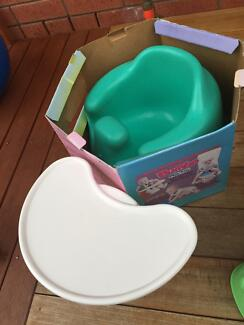 Baby bumbo and stand up activity toy