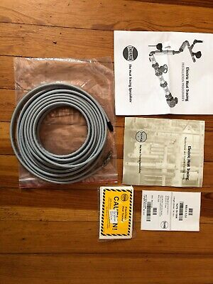 Thermon Parallel Self Regulating Heating Cable 8-1-oj 120vac 30ft
