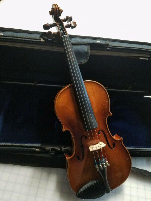 Violin ER Pfretzschner MITTENWALD 1965 -Roth Shop adjusted. Model 301