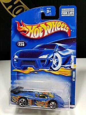2001 HOT WHEELS GT RACER - P2