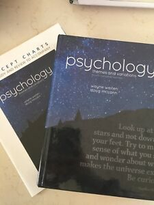 Psychology Themes and Variations 4th Canadian Edition