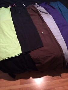 Scrubs large and XL