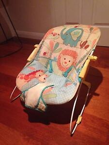 Bright Starts bouncing baby chair. Frenchs Forest Warringah Area Preview