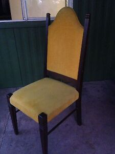 Retro high back chair Dural Hornsby Area Preview