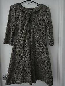 SIZE 16 PORTMANS DRESS - 3/4 SLEEVE - WORN ONCE ONLY Collingwood Park Ipswich City Preview