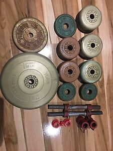Various Barbell Weights for sale!! London Ontario image 1