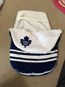 EUC Toronto maple leafs bunting!