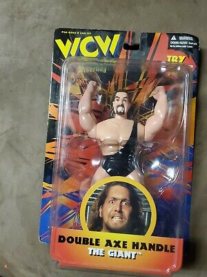 WCW Double Axe Handle - THE GIANT - Wrestling Action Figure (wwf wwe)