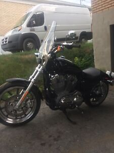 Harley Davidson 2016 super low 3,000 KM
