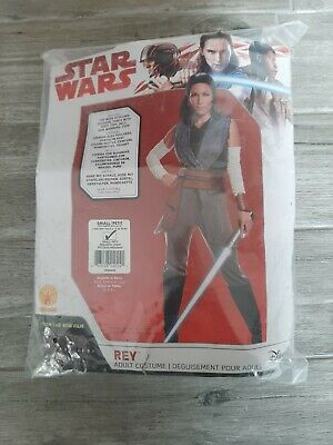 Star Wars Adult Rey Costume Size S