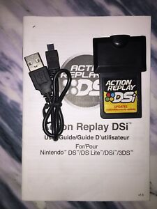 Action Replay/Power Save pour Ds/DSI/2Ds/3Ds