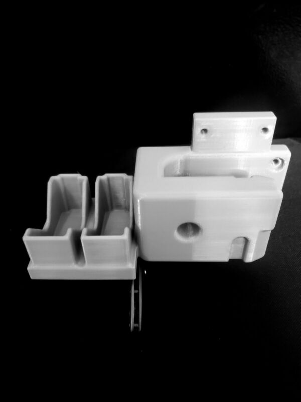 AR Wall Mount for Rifle display with Magazine Holder AlphaOne NEW! Made in USA