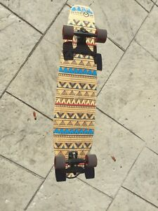 Quest brand new longboard native style