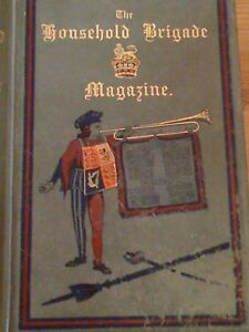 The-Household-Brigade-Magazine-Year-1898-Including-Volume-1