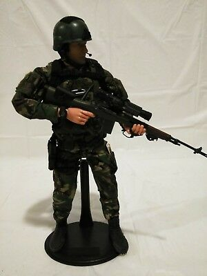 ARMY SCRIM NET SCARF 1M SNIPER VEIL HUNTING SAS DISGUISE