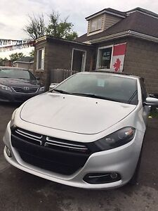 Gorgeous Silver 2013 Dodge Dart Rally Rally