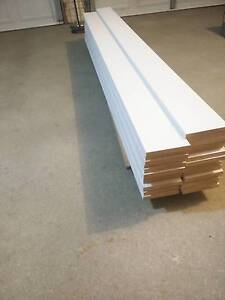 Brand New Primed MDF (29 pieces) 2200 (L) X 140 (W) x 18 (thick) Liverpool Liverpool Area Preview