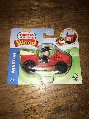 New Fisher-Price Thomas The Train & Friends Wood, Winston 2017 New Sealed