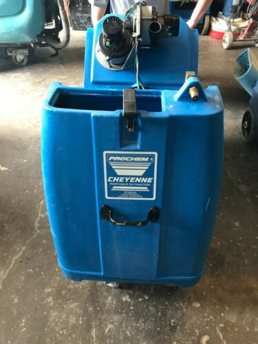 Prochem Cheyenne Heated Carpet Extractor