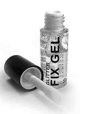 Stargazer Fix Gel Primer Fixative Glue for fixing loose glitter eye dust shadow