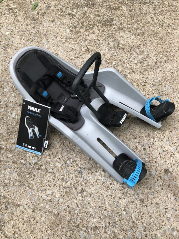 Thule Ridealong Mini - Great Condition. Barely Used. Includes original manual.